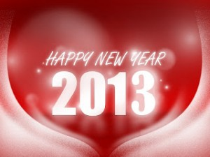 new year sms 2013