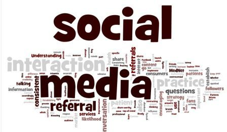 referrals on social media