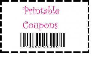 Great Sites with Printable Coupons