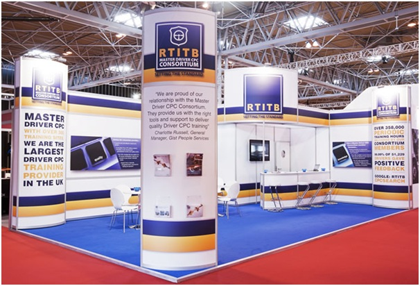 Custom Exhibition Stand Price : Modular exhibit stands and custom the