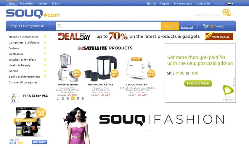 How To Do Budget Shopping On Souq